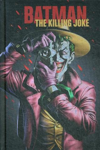 "Книга ""Блокнот. Джокер. The Killing Joke (формат А5"